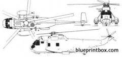 agusta sikorsky as 61 model airplane plan