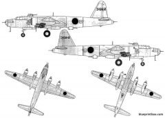 aichi e13a1 model airplane plan