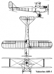 air1 3v model airplane plan