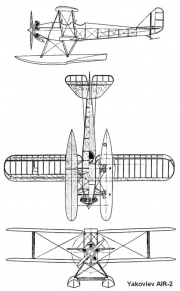 air2 3v model airplane plan