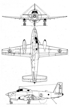 alize 3v model airplane plan