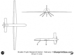 altus model airplane plan