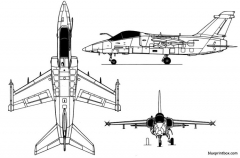 amx 2 model airplane plan