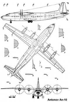 an10 3v model airplane plan