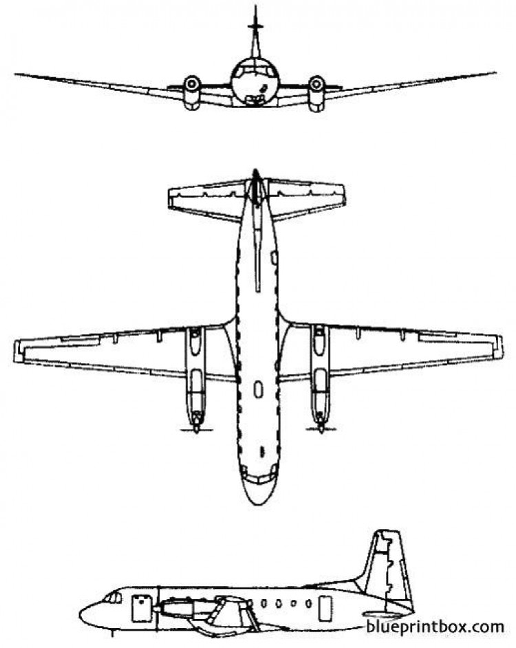 andover model airplane plan