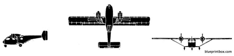 antonov an 14 clod model airplane plan