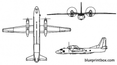 antonov an 32 cline model airplane plan