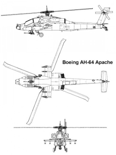 apache 1 3v model airplane plan