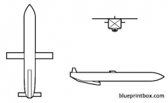apache cws model airplane plan