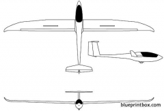 apis 13 meter model airplane plan