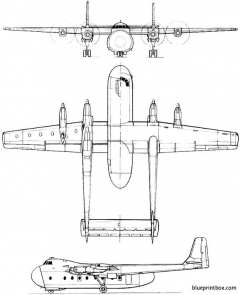 armstrong whitworth argosy model airplane plan