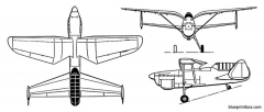 arsenal delanne 10 model airplane plan