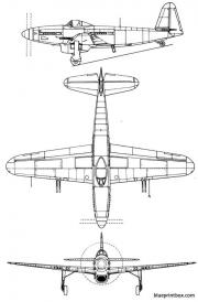 arsenal vb 10 model airplane plan
