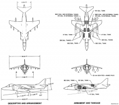 av 8b model airplane plan