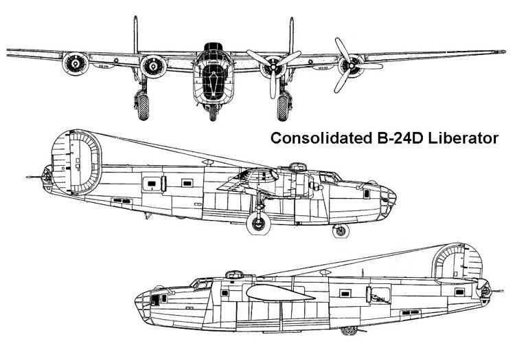 b24d 1 3v model airplane plan