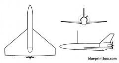 banshee btt 3 model airplane plan