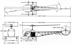 bell47g 3v model airplane plan