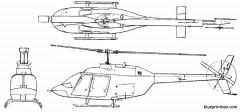 bell 206 b3 model airplane plan