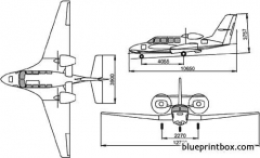 beriev 103 model airplane plan