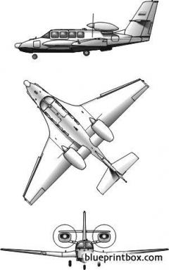 beriev be 103 model airplane plan
