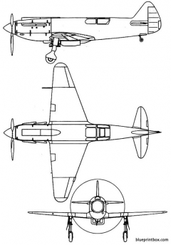 bisnovat ck model airplane plan