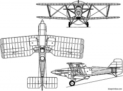 blackburn 2f1 nautilus 1929 england model airplane plan