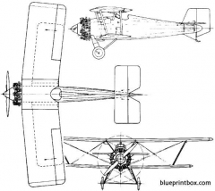 blackburn f1 turcock 1927 england model airplane plan