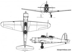 blackburn roc model airplane plan