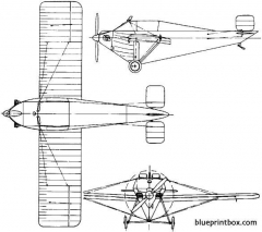 blackburn sidecar 1919 england model airplane plan