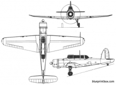 blackburn skua model airplane plan