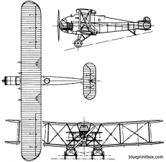 blackburn t4 cubaroo 1924 england model airplane plan
