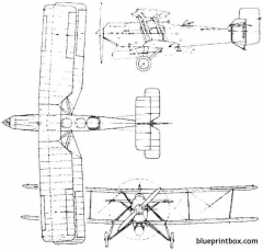 blackburn t7b  3mr4 1929 england model airplane plan