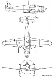 bloch mb 152c model airplane plan
