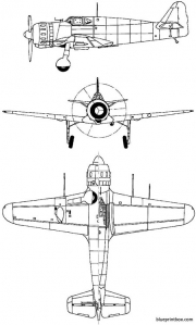 bloch mb 152c1 model airplane plan