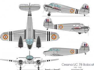 bobcat 3v model airplane plan