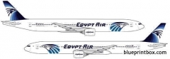 boeing 777 300er model airplane plan