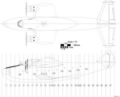 boeing b 314 clipper 09 model airplane plan
