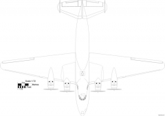 boeing b 314 clipper 11 model airplane plan
