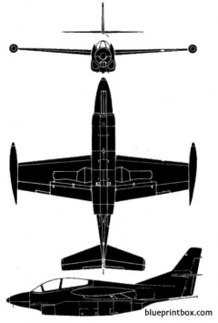 boeing t 2 buckeye model airplane plan