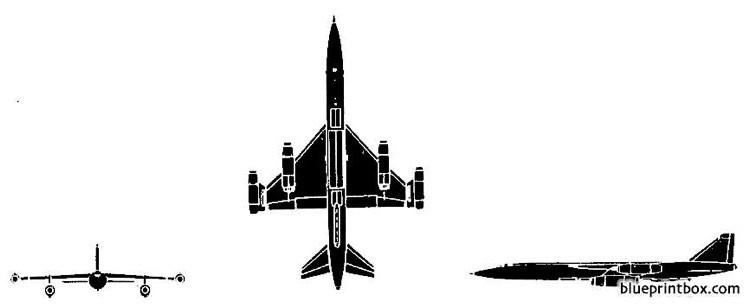 bounder model airplane plan