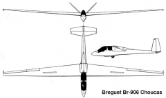br906 3v model airplane plan