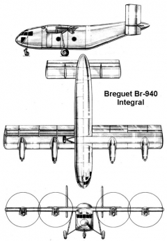 br940 3v model airplane plan