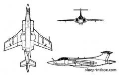 buccaneer model airplane plan