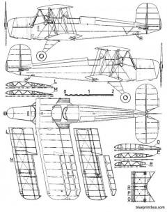 buckerbu 131 jungmann 2 model airplane plan