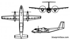buffalo c 8 a model airplane plan