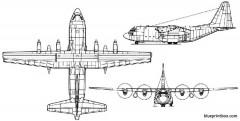 c 130h model airplane plan