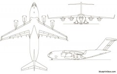 c 17 model airplane plan