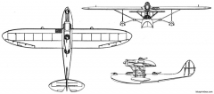 cant z501 model airplane plan