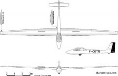 carmam jp 15 36 model airplane plan