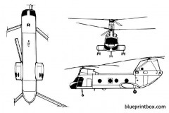 ch 46 sea knight model airplane plan
